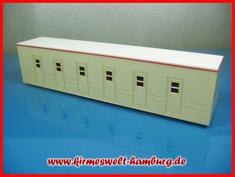 Kirmeswelt hamburg de wohncontainer 6 abteilen bausatz for Wohncontainer bausatz