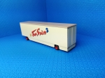 KOFFERPACKWAGEN TOP SPIN 2 FERTIGMODELL