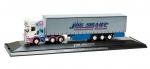 121361  Scania R TL Gardinenplanen-Sattelzug Joe Sharp, Northern Lights  Herpa