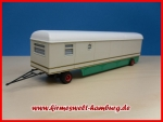 WOHN-PACKWAGEN 12m VERSION BAUSATZ
